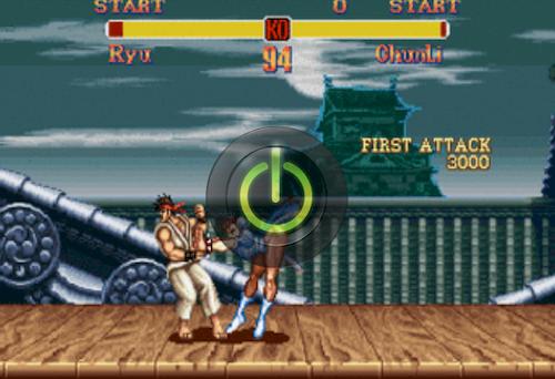Super Street Fighter II   jeu_resultat