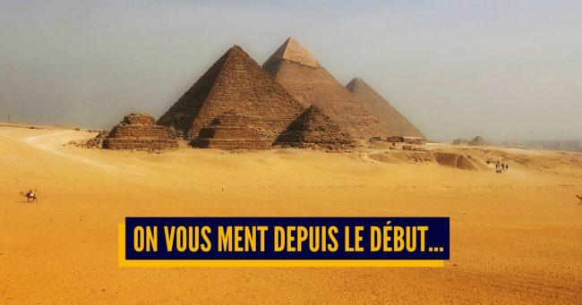 Top 10 des théories de oufs sur les pyramides, mystère mystère