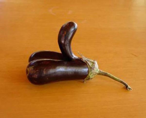 Top 20 des fruits et légumes pervers, la nature pour les grands
