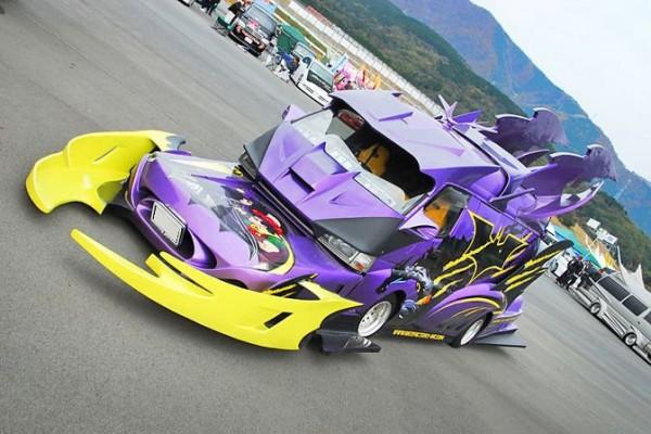 japanese_ Bat-Van