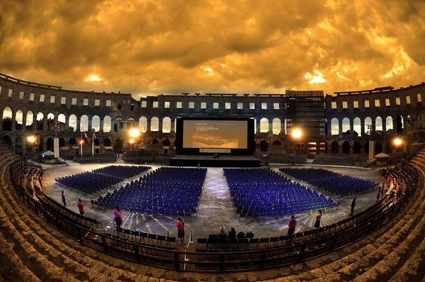Arena, Pula Croatia