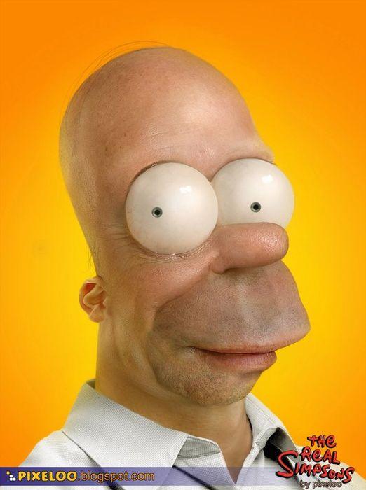 Homer - Pixeloo