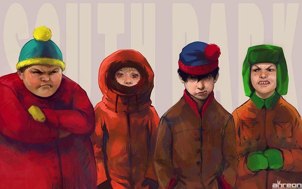South Park - Akreon