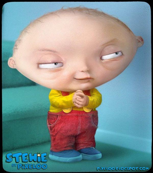 Stewie - Pixeloo