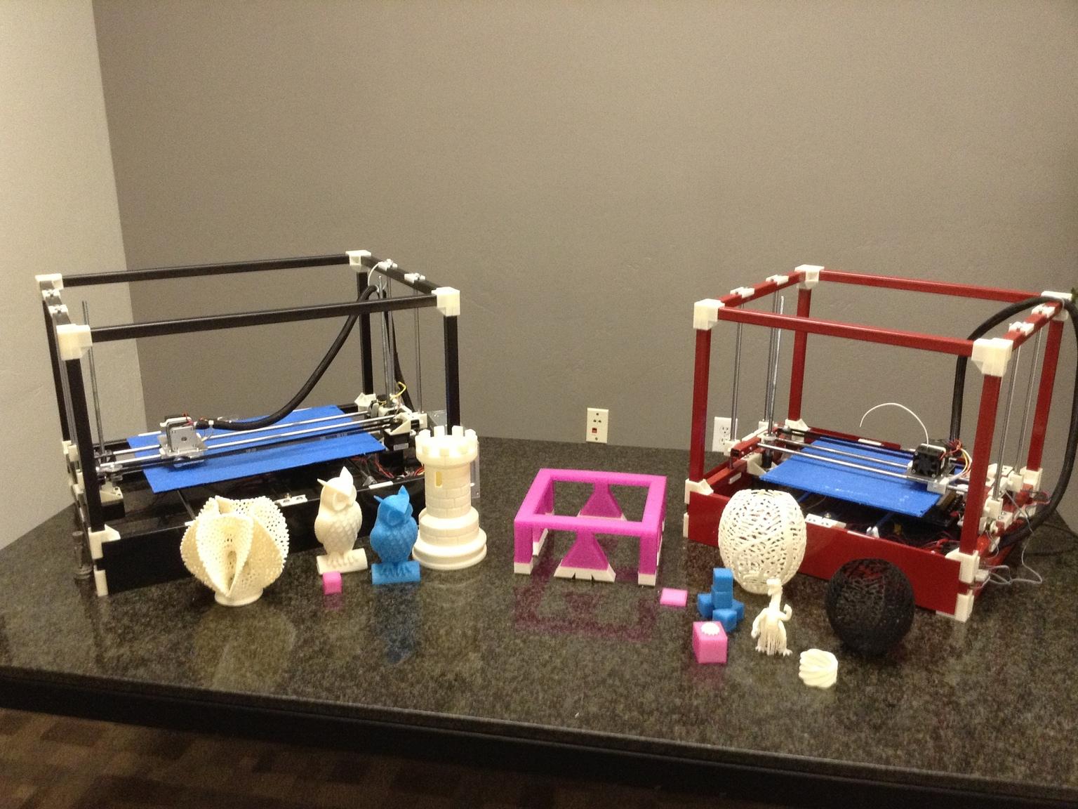 rigidbot 3D