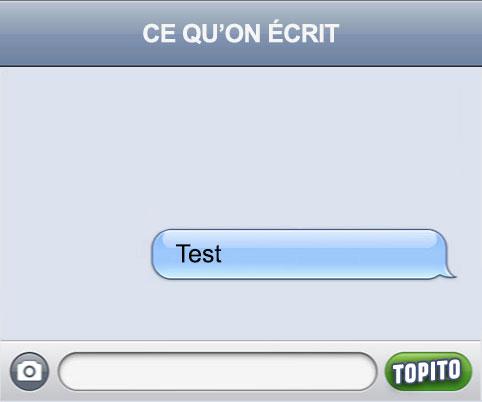 test-ecrit