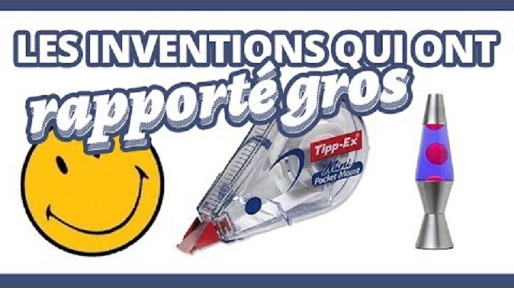 Les inventions qui ont rapport gros topito - Comment commercialiser une invention ...