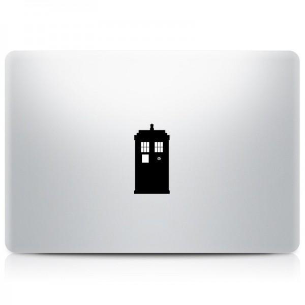 macbook-tardis