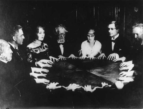 séance de spiritisme