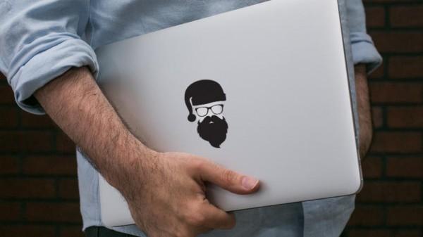 sticker-hipster