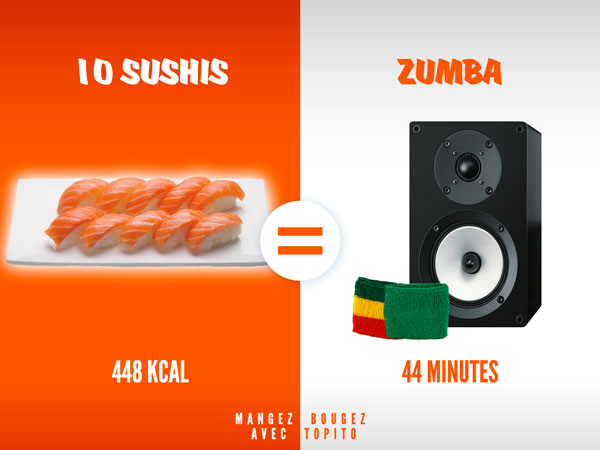 sushi_VS_zumba