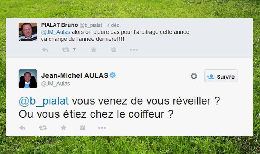 Top 15 des « meilleurs » tweets de Jean-Michel Aulas, le ...