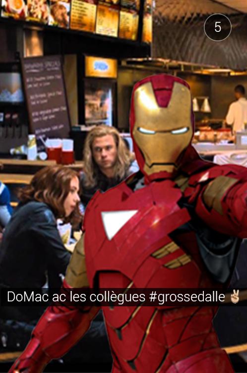 Snapchat_Avengers
