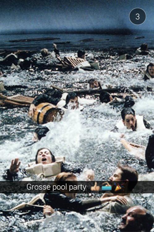 Snapchat_TitanicPool