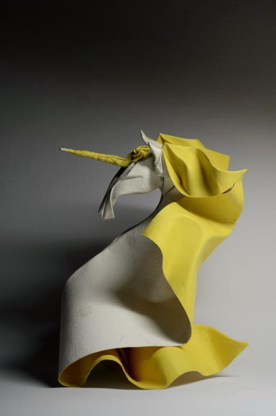 origami-licorne