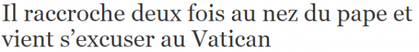pape vatican