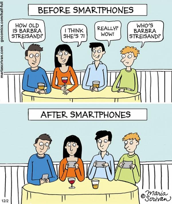 smartphone-barbara-streisand