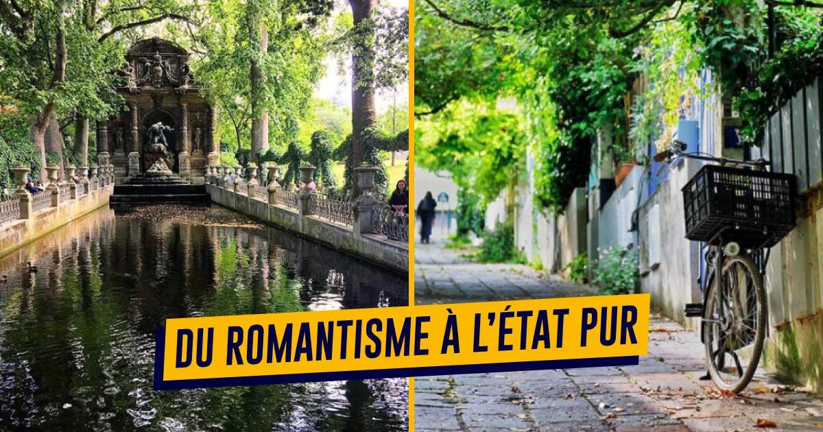 Top 30 Des Vrais Lieux Romantiques à Paris, Où Déclarer Sa Flamme | Topito