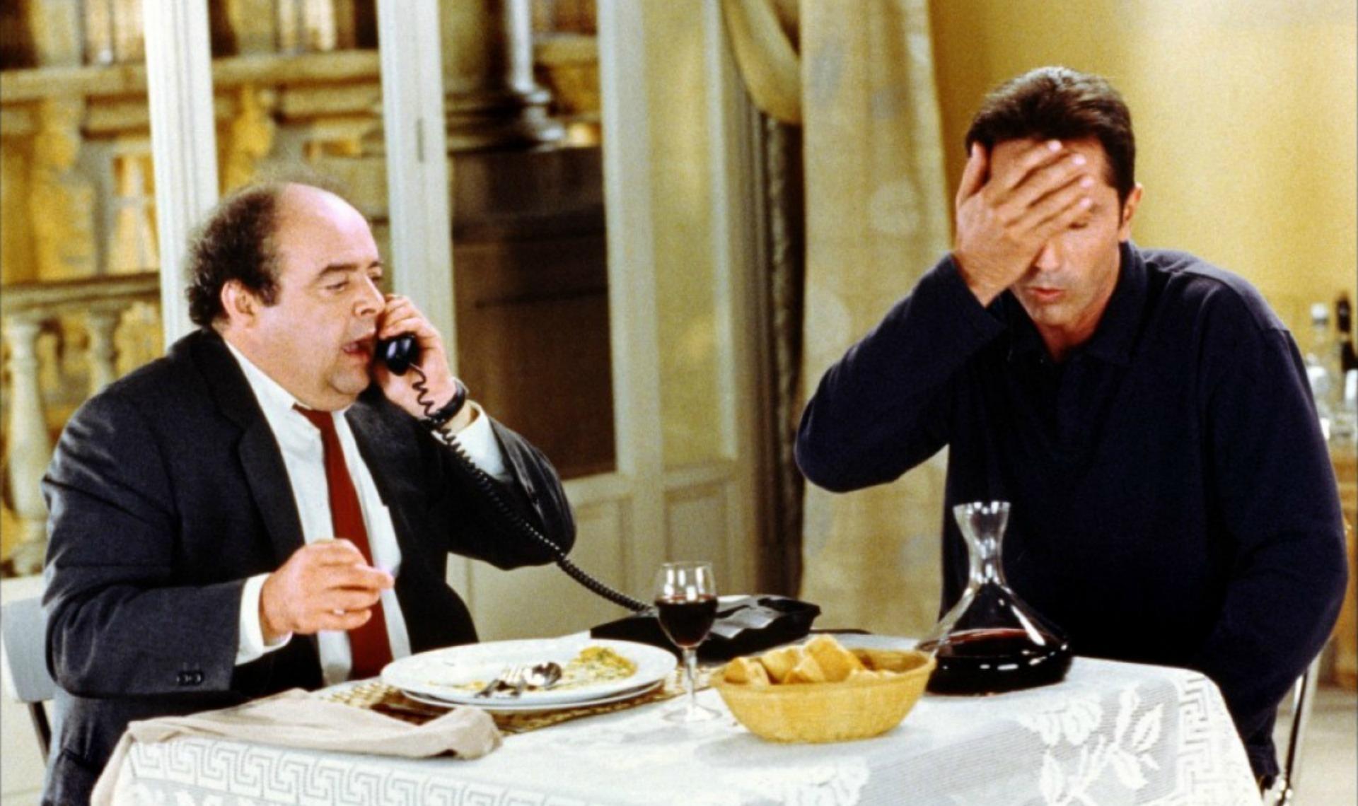 diner lobbying dans Goldman Sachs