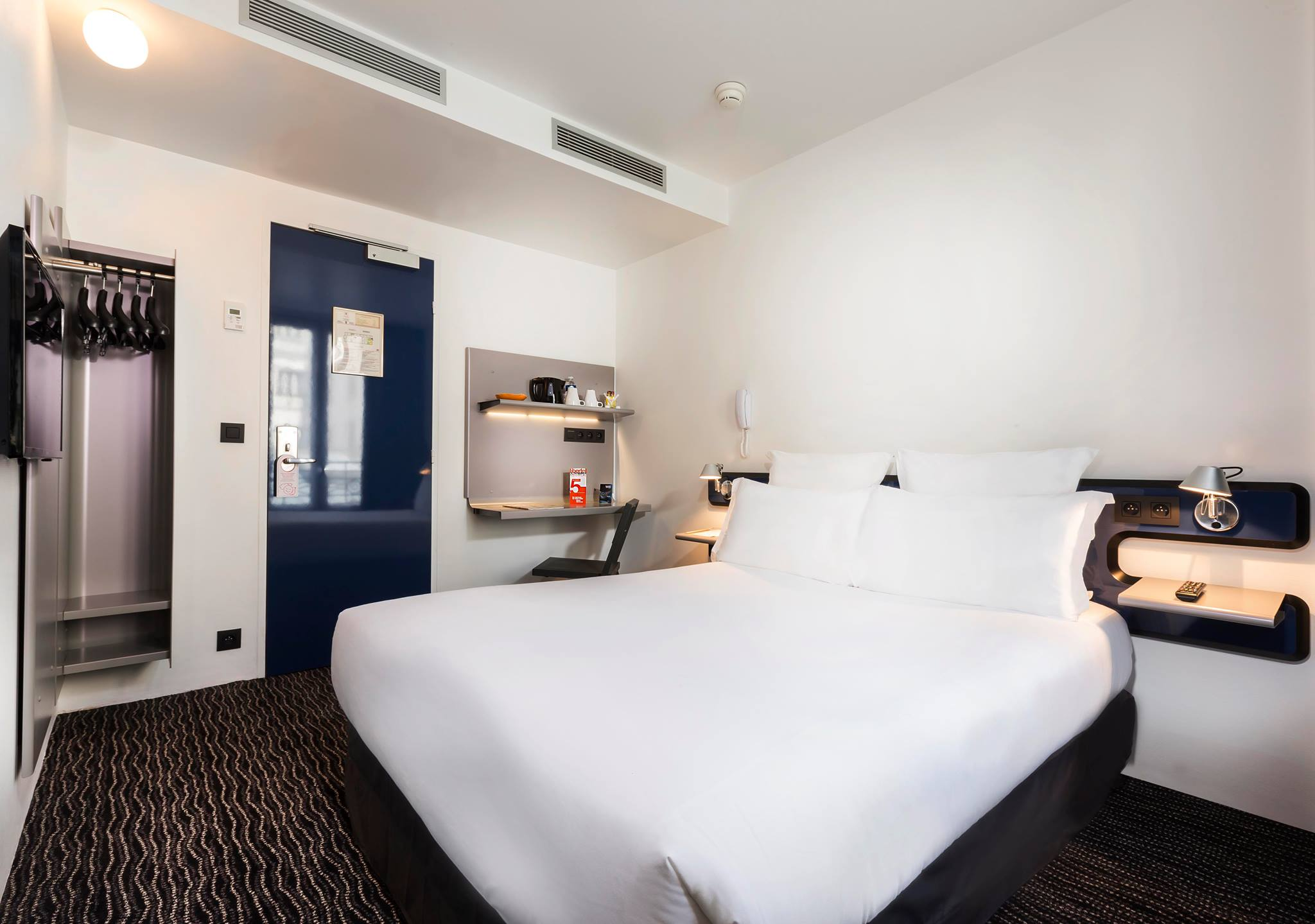 hotel bas prix