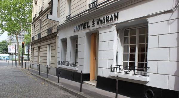 Hotel Pas Cher Porte De La Villette