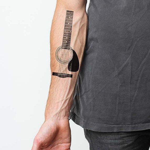 tatouage-guitare