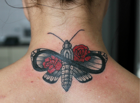 tatouage infini 2