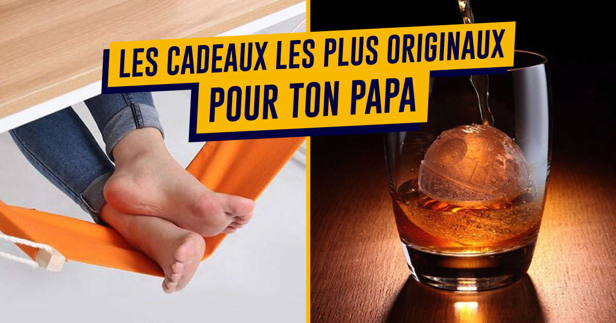Top 100 Idées De Cadeaux De Fête Des Pères Insolites Et Originaux