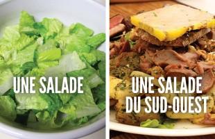 une_salade