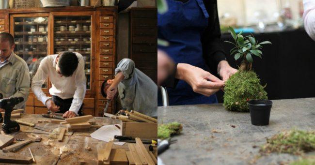 artisan du poterie faire la de un vin pour Un 2 cours avec SFInYP