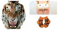 collage tigre