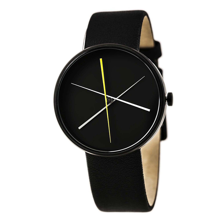 une montre avec les aiguilles qui se croisent topito. Black Bedroom Furniture Sets. Home Design Ideas