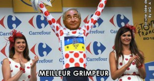 une_grimpeur
