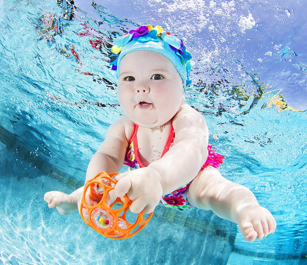 Top 11 des photos de b b s sous l 39 eau pas d 39 ge pour for Fotos de piscinas hermosas