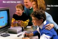 jeux videos famille