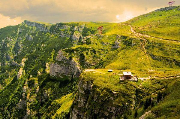 Encore et toujours les montagnes de Bucegi_resultat
