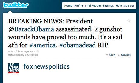 Fox-News-tweet-account-Obama-dead