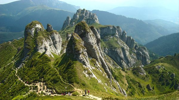 Les montagnes de Ciucas_resultat
