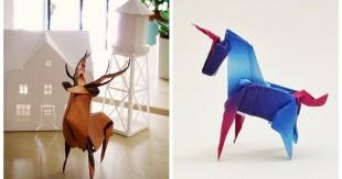 Une-origami