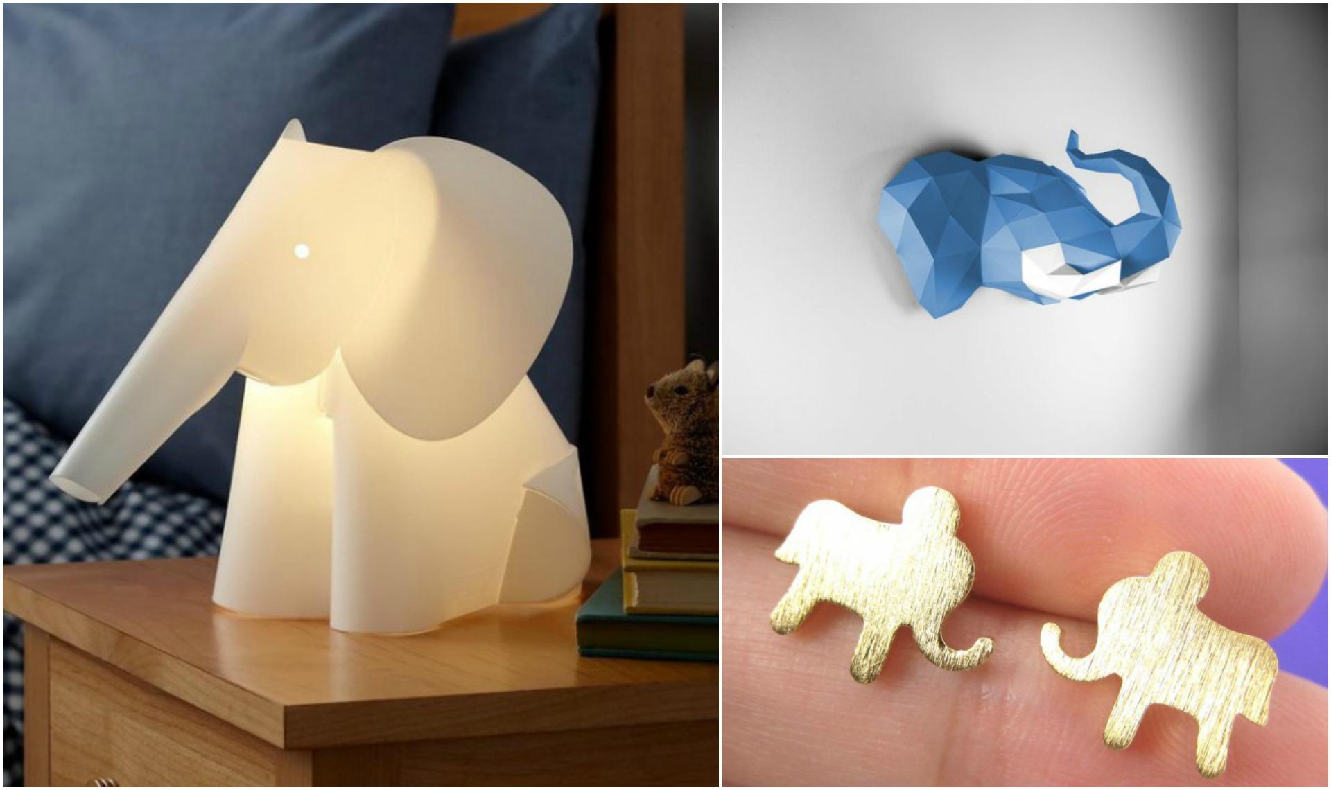 Top 30+ des cadeaux trop cools à faire aux amoureux des éléphants ...