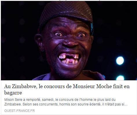 monsieur moche