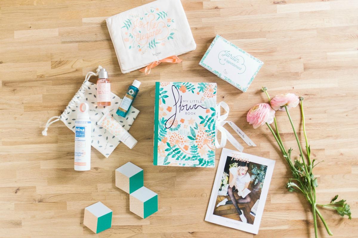 une box surprise de produits de beaut et accessoires lifestyle my little box topito. Black Bedroom Furniture Sets. Home Design Ideas