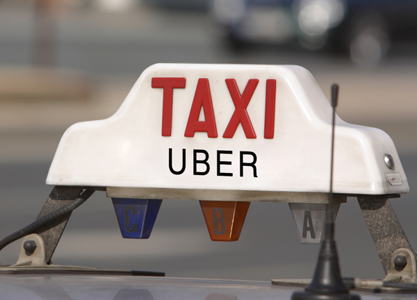 taxi-uber