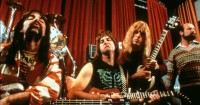 THIS IS SPINAL TAP US 1984 HARRY SHEARER CHRISTOPHER GUEST MICHAEL McKEAN Date 1984, , Photo by: Mary Evans/Ronald Grant/Everett Collection(10344154)