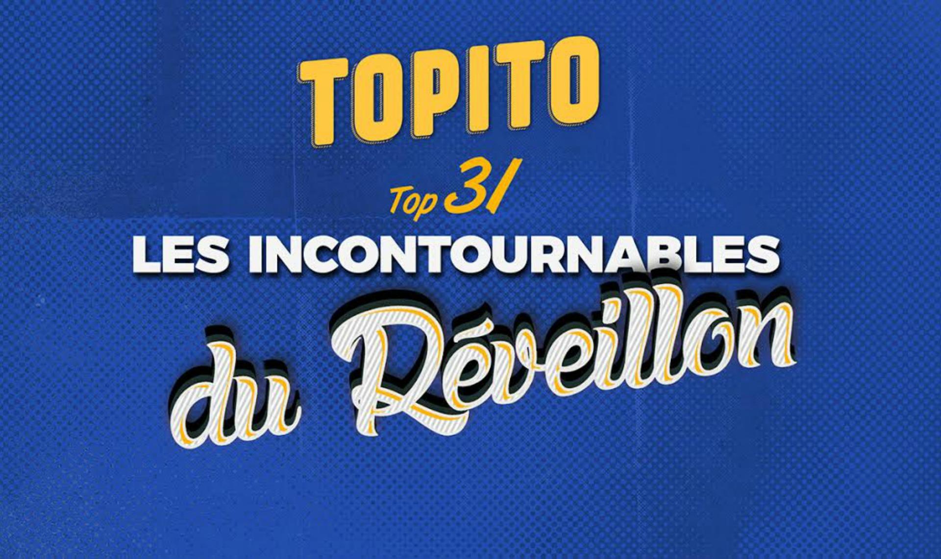 Top 31 des incontournables du r veillon topito - Reveillon 2015 insolite ...