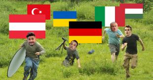 une_pays_euro