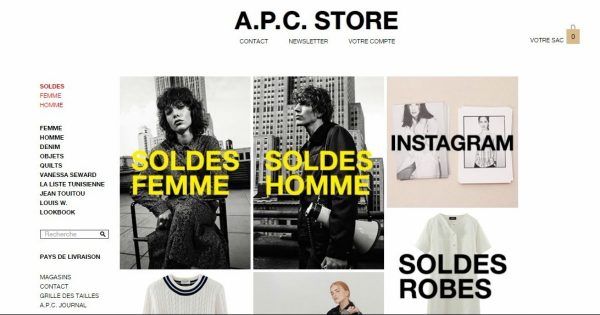 A.P.C. Store