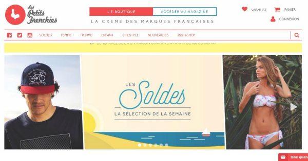 L'e-boutique des tendances françaises ! - Les Petits Frenchies