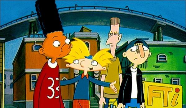 Dessin animé 1995