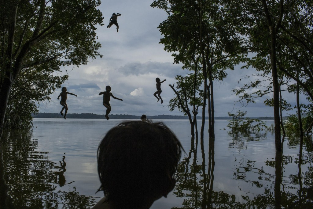 Mauricio Lima - Amazon's Munduruku Tribe - FB Insta